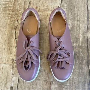 Franco Sarto Stephanie Vegan Leather Sneakers 8